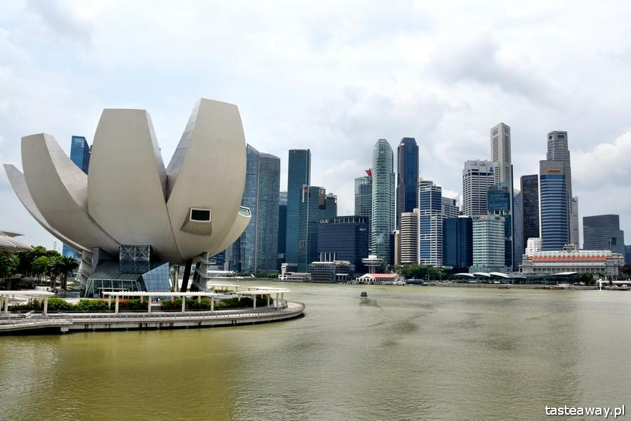 Singapur, Marina Bay Sands, MBS, Gardens by the Bay