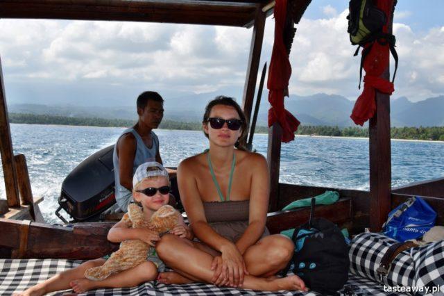 Indonezja, Archipelag Gili, Gili Islands, nurkowanie, snurkowanie z żółwiami, Gili Trawangan, najpiękniejsze plaże świata, transport Lombok-Gili