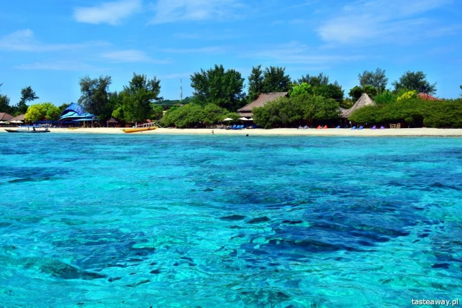 podróżowanie na własną rękę, jak samodzielnie zorganizować wakacje, Archipelag Gili, Indonezja