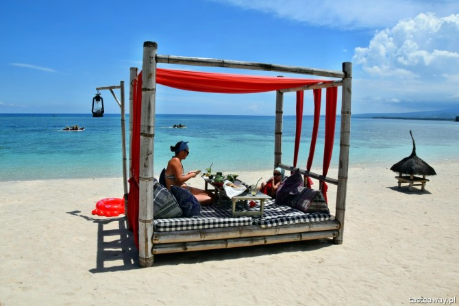 Lombok, Indonezja, Sire Beach, Tugu LOmbok, luksusowe hotele, rajskie plaże
