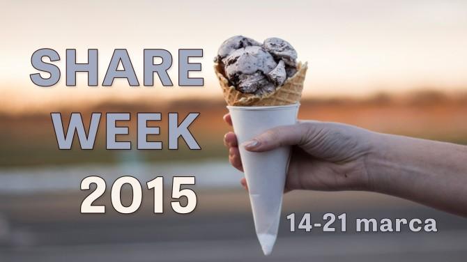 Share Week, polecamy blogi, blogosfera