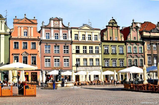 Poznań, Stary Rynek, starówka Poznań, pomysł na weekend