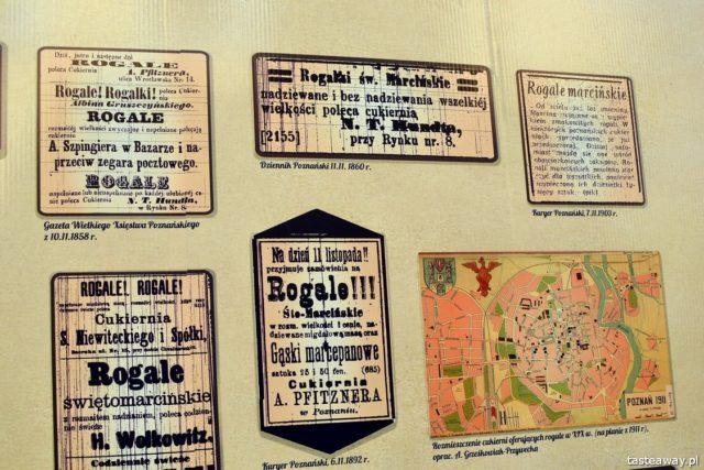 Poznań, Stary Rynek, starówka Poznań, pomysł na weekend, rogale świętomarcińskie, Rogalowe Muzeum Poznania