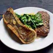 Yeżyce Kuchnia, Poznań, gdzie jeść w Poznaniu, lunch, Jeżyce, stek wołowy, szpik