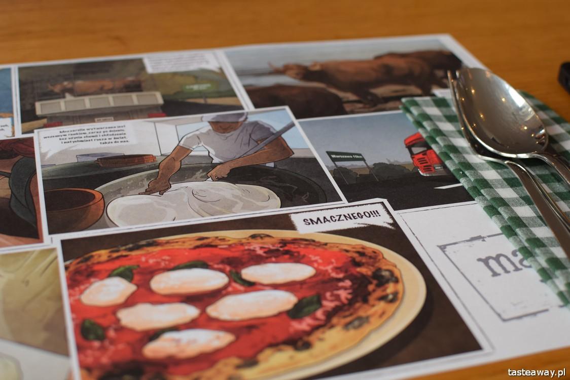 Mąka i Woda, kuchnia włoska, pizza, pasta, gdzie na pizzę w Warszawie, lunch w centrum