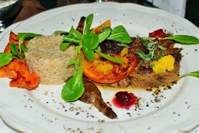 Toga, restauracja Toga, gdzie jeść w Poznaniu, najlepsze restauracje w Poznaniu
