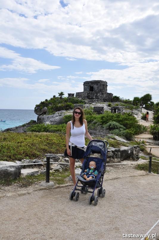 podróżowanie z niemowlakiem, jak podróżować z niemowlakiem, wakacje z niemowlakiem
