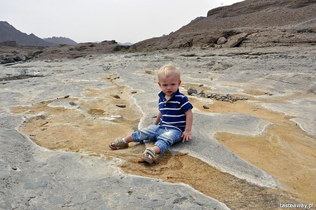 góry Hatta, podróżowanie z dzieckiem, dziecko w podróży, Dubaj z dzieckiem