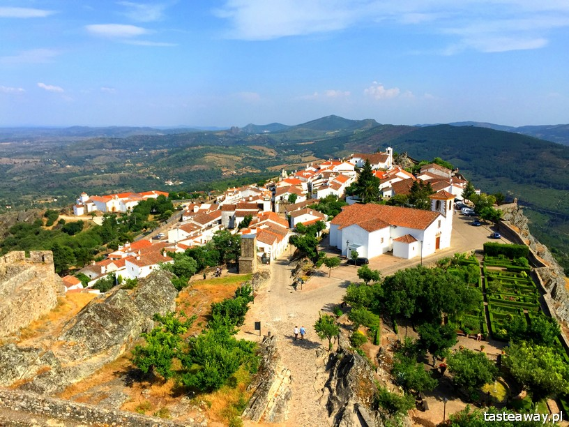 Portugalia, Alentejo, Marvao, co zobaczyć w Portugalii, co zobaczyć w Alentejo, najpiękniejsze miejsca w Portugalii