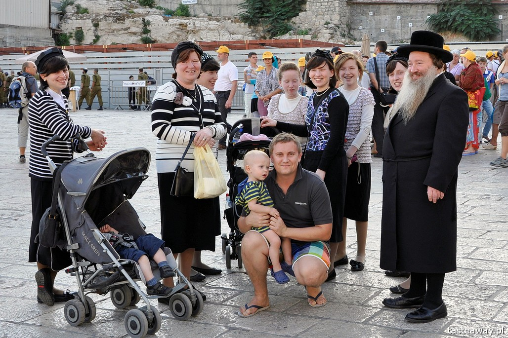 podróżowanie z dzieckiem, Jerozolima, dziecka w podróży, Izrael, podróże z małym dzieckiem