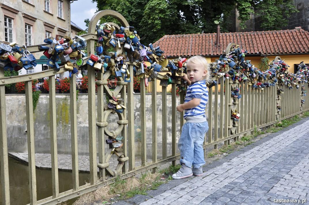 podróżowanie z dzieckiem, Praga, dziecko w podróży