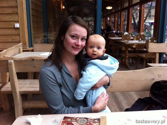 podróżowanie z dzieckiem, podróżowanie z niemowlakiem, dziecko w podróży, Zakopane, Tatry, Polska