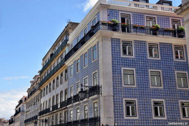 Portugalia, Lizbona, co zobaczyć w Lizbonie, azulejos