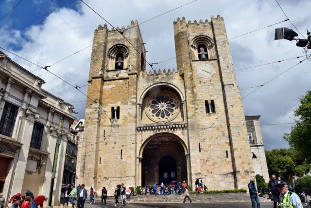 Lizbona, co zobaczyć w Lizbonie, atrakcje Lizbony, Portugalia, Alfama, katedra Se,