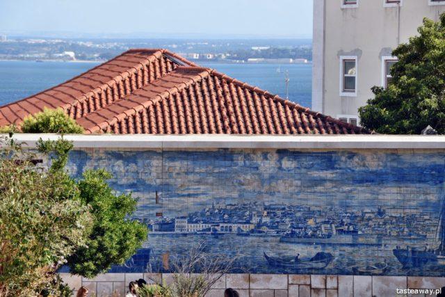Lizbona, c zobaczyć w Lizbonie, azulejos, Portugalia, Alfama