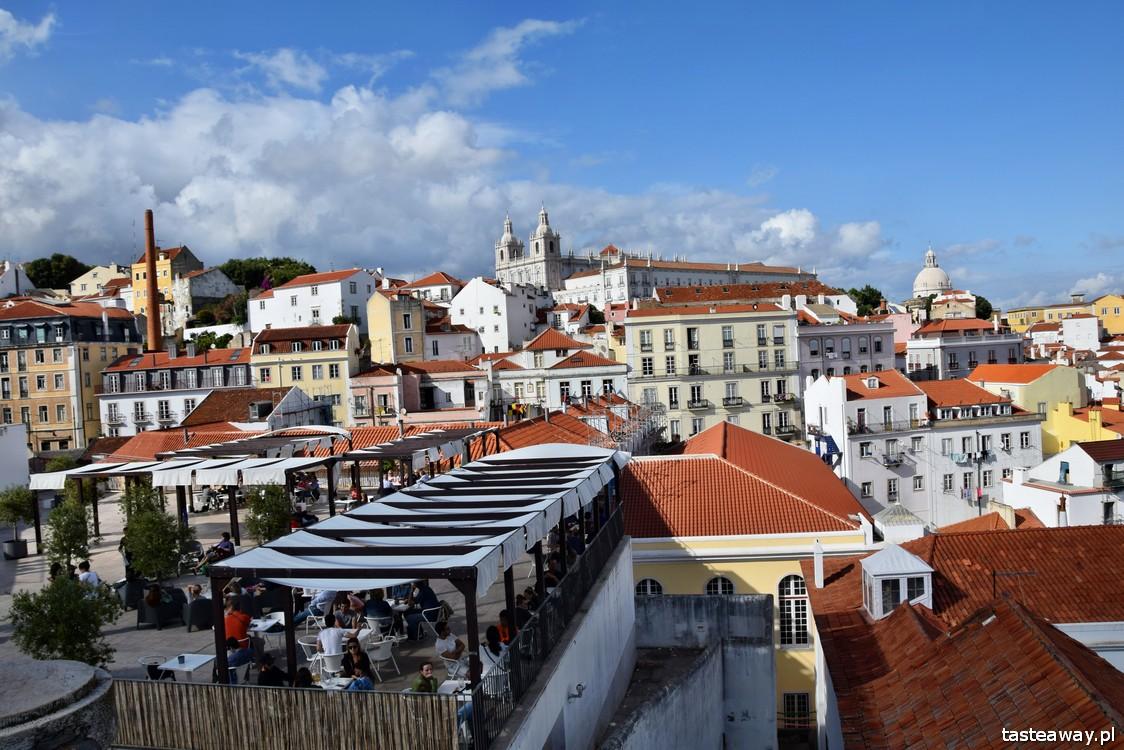 Lizbona, co zobaczyć w Lizbonie, atrakcje Lizbony, Portugalia, Alfama