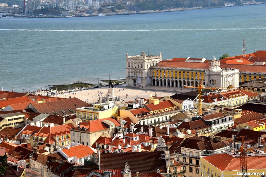 Lizbona, co zobaczyć w Lizbonie, Portugalia, Castelo de Sao Jorge
