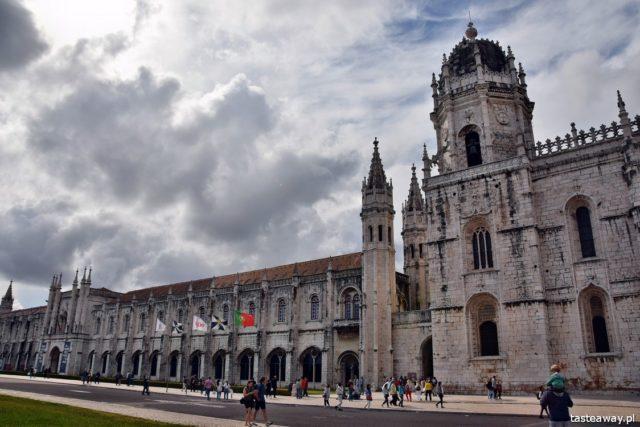 Lizbona, co zobaczyć w Lizbonie, atrakcje Lizbony, Mosteiro dos Jeronimos