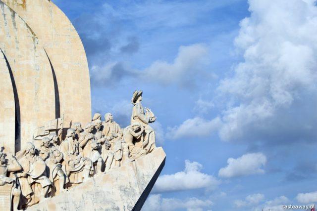 Lizbona, co zobaczyć w Lizbonie, Pomnik Odkrywców, Padrao do Descubrimentos, Belem