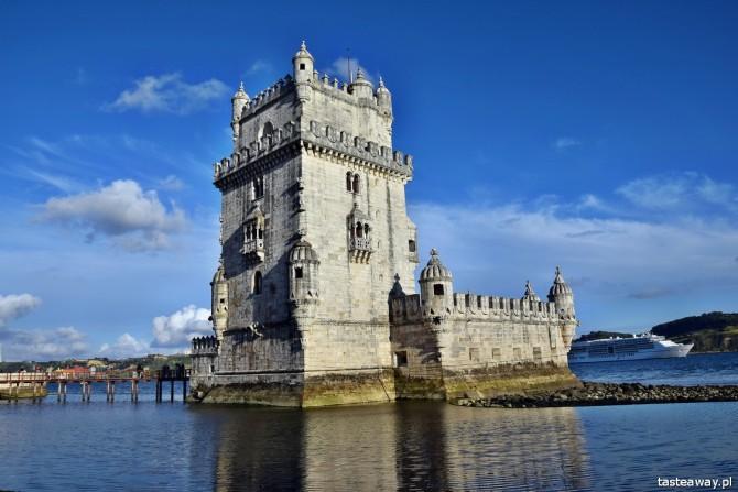 Lizbona, co zobaczyć w Lizbonie, Torre de Belem