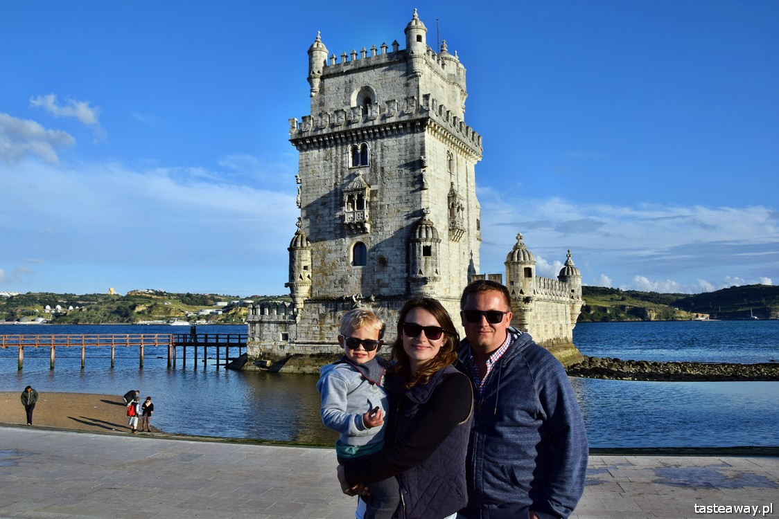 Lizbona, Torre de Belem