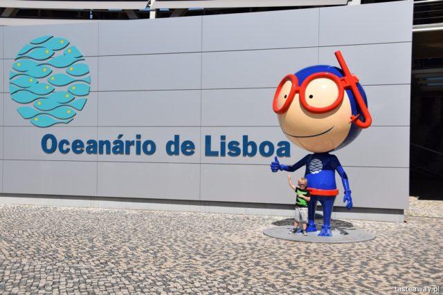 co zobaczyć w Lizbonie, Lizbona, Portugalia, Oceanario de Lisboa
