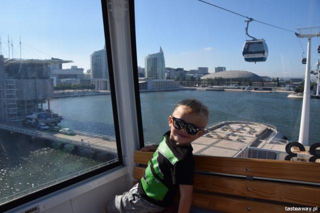 Lizbona, co zobaczyć w Lizbonie, Expo 98, Cable Car