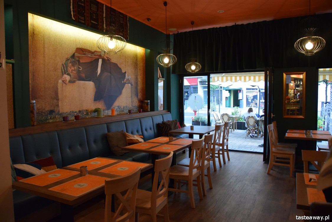Malika, Gdynia, najlepsze restauracje w Trójmieście