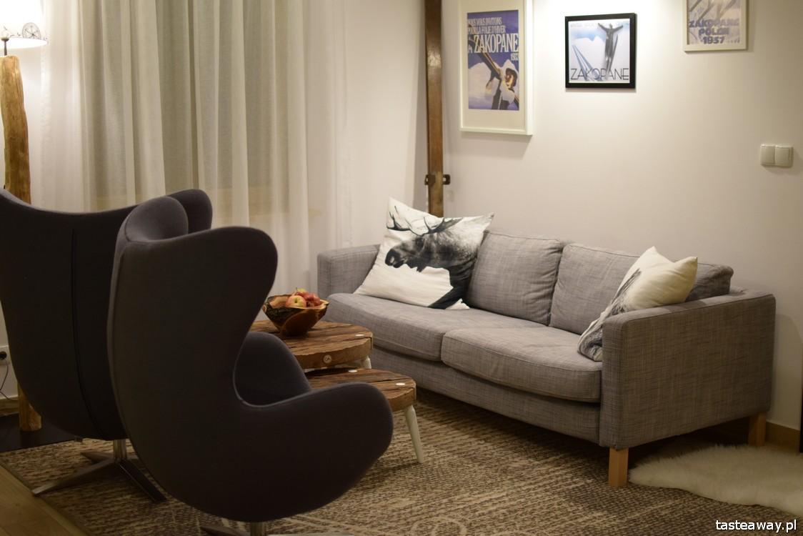 Villa 11 Folk & Design, Zakopane, gdzie spać w Zakopanem, najpiękniejsze miejsce w Zakopanem