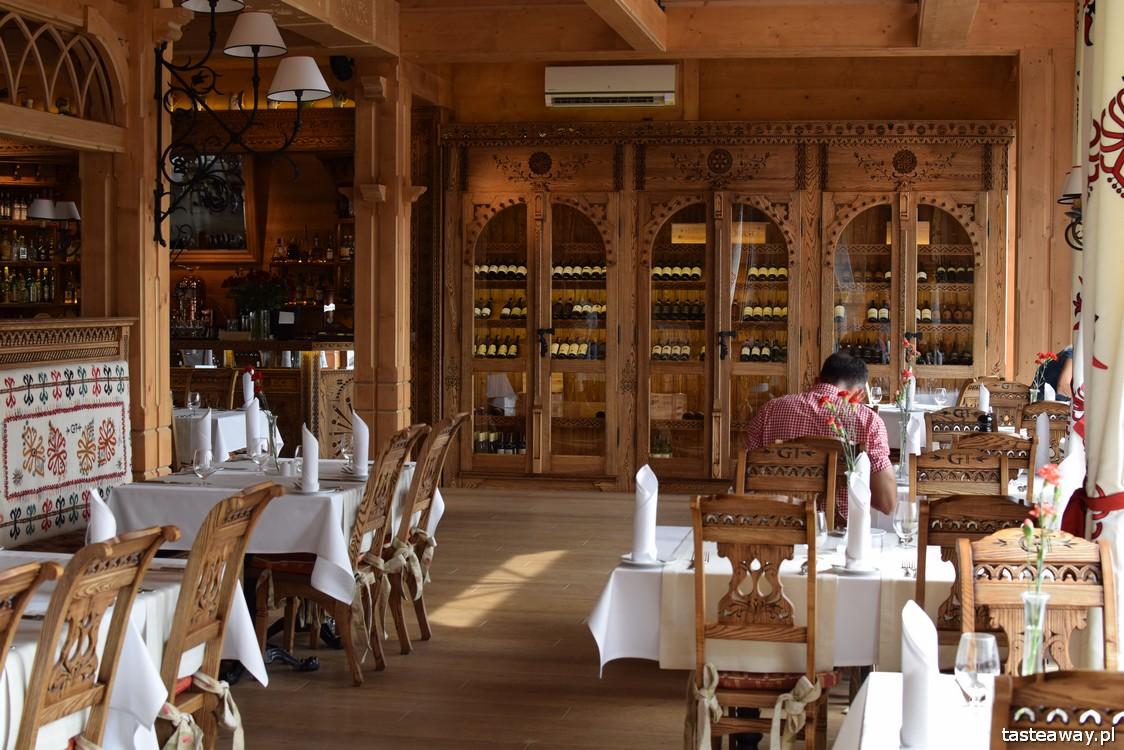 Góralska Tradycja, Zakopane, gdzie jeść w Zakopanem, najlepsze restauracje w Zakopanem