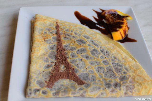śniadanie z dzieckiem, Deli Paris, Miasteczko Wilanów, gdzie na śniadanie, miejsca przyjazne dzieciom, naleśniki