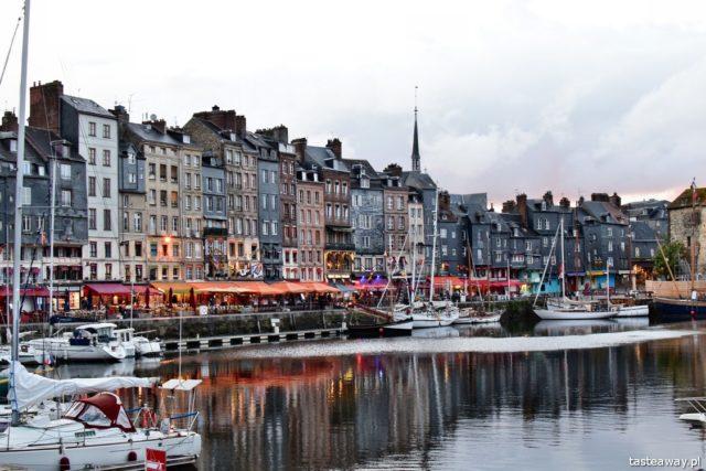 Honfleur, co zobaczyć w Normandii, Normandia, Francja, najpiękniejsze miejsca we Francji