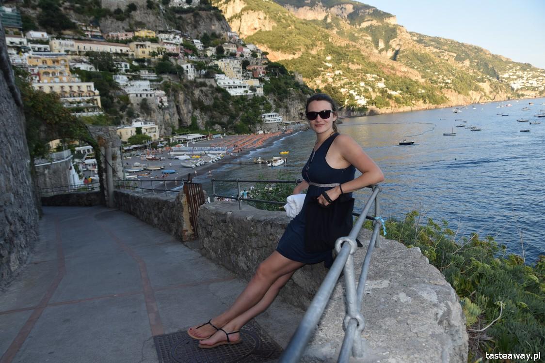 Positano, Włochy, gdzie na romantyczny wyjazd, wyjazd we dwoje, podróż poślubna, zaręczyny, najpiękniejsze miejsca we Włoszech, Wybrzeże Amalfi, Villa Celentano,