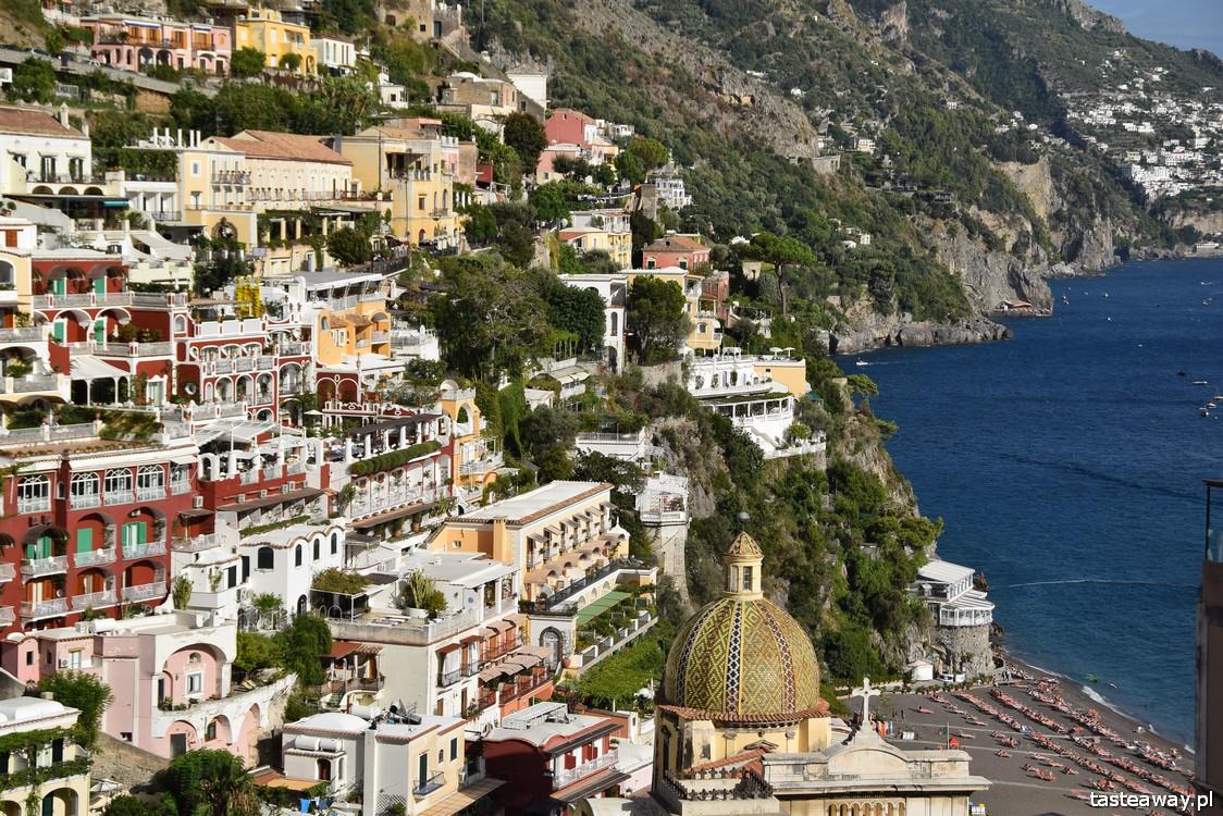 Positano, Włochy, gdzie na romantyczny wyjazd, wyjazd we dwoje, podróż poślubna, zaręczyny, najpiękniejsze miejsca we Włoszech, Wybrzeże Amalfi, najpiękniejsze włoskie miasteczka