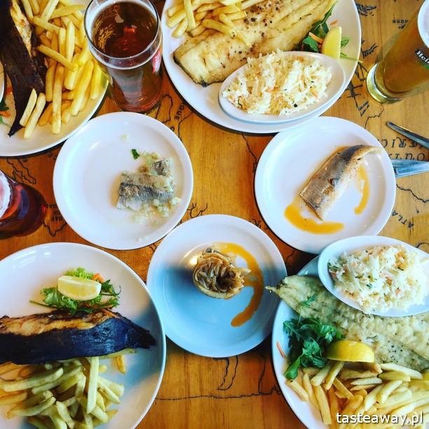 gdzie jeść w Trójmieście, gdzie jeść w Sopocie, Bar Przystań, gdzie na rybę