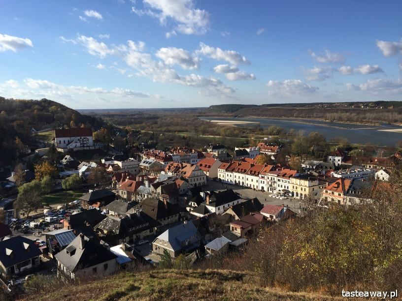 Kazimierz Dolny, pomysł na weekend, weekend w Kazimierzu, weekend za miastem