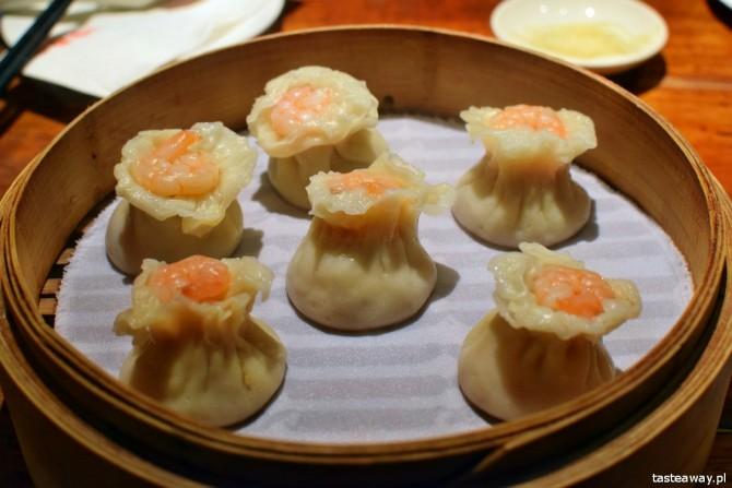 dim sum, Din Tai Fung, gdzie jeść w Hongkongu, Hongkong, pierożki, pierożki xiao long bao, chińskie pierożki