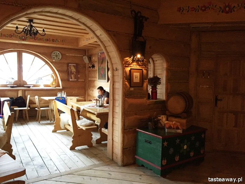 Javorina, Zakopane, restauracje w Zakopanem, gdzie jeść w Zakopanem