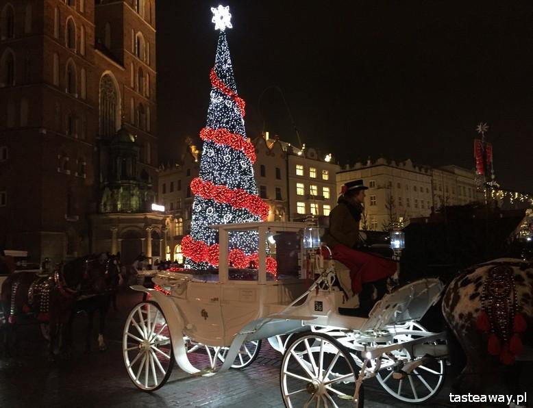 jarmarki świąteczne, jarmark świąteczny w Krakowie, jarmarki świąteczne w Polsce, przygotowania do świąt, co kupić na jarmarku świątecznym, co jeść na jarmarku