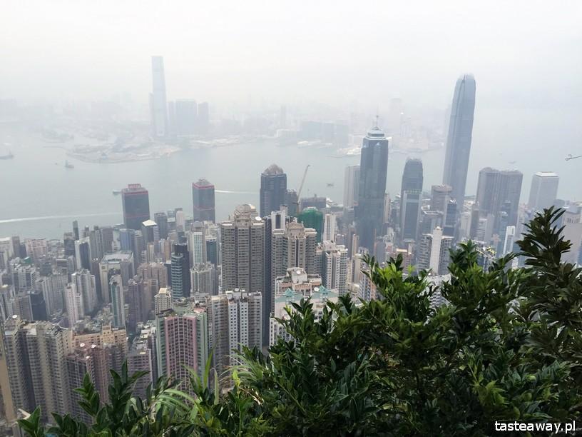 Hongkong, miasta świata, miasta, które musisz odwiedzić