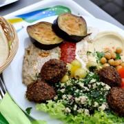 wege, wege w Warszawie, gdzie na wege, knajpy wegańskie, knajpy wegetariańskie, Mezze, hummus, falafel