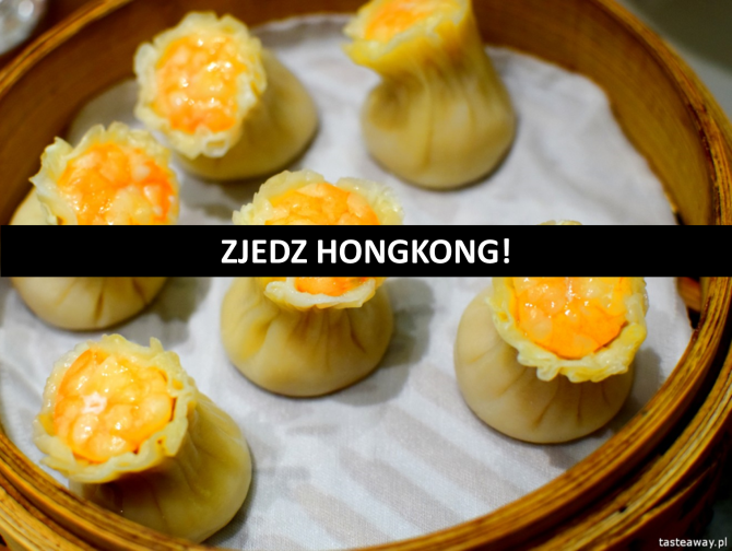 Hongkong kulinarnie, gdzie jeść w Hongkongu
