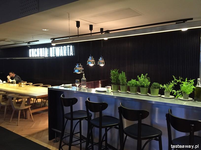 Kuchnia Otwarta, restauracje przyjazne dzieciom, rodzinny obiad, miejsca na rodzinny obiad, Wilanów, Warszawa