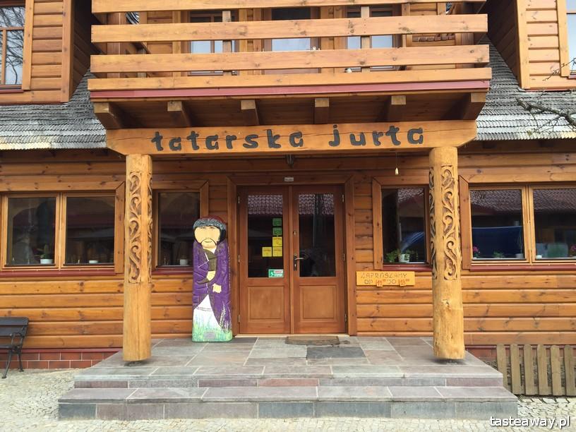 Tatarska Jurta, Kruszyniany, Dżenneta Bogdanowicz, Tatarzy w Polsce, kuchnia tatarska, magiczne miejsca w Polsce