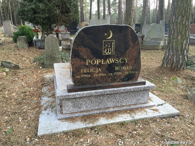 Tatarska Jurta, Kruszyniany, Dżenneta Bogdanowicz, Tatarzy w Polsce, kuchnia tatarska, magiczne miejsca w Polsce, cmentarz tatarski