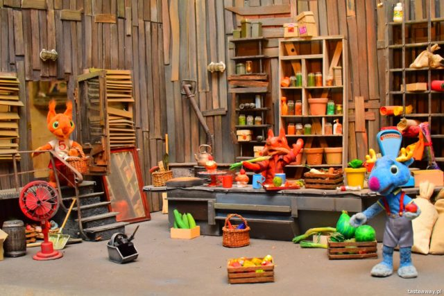 Łódź, weekend in Łódź, what to do in Łódź, family trip to Łódź, Łódź with a child, Se-ma-for Animation Museum, Se-Ma-For