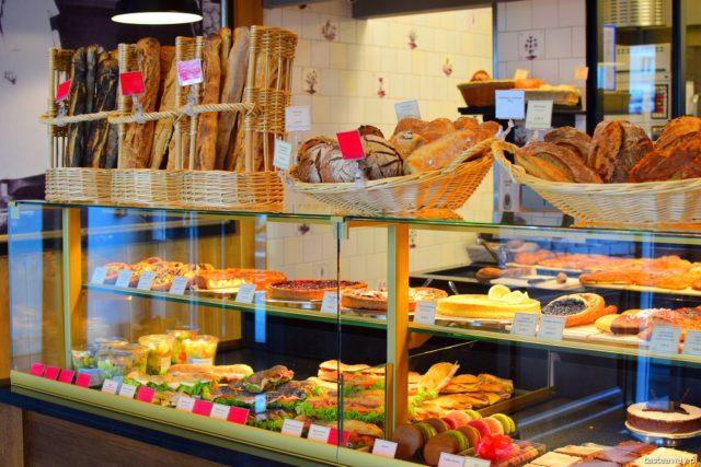 Francja, piekarnie, boulangerie, PAUL, PAUL w Warszawie