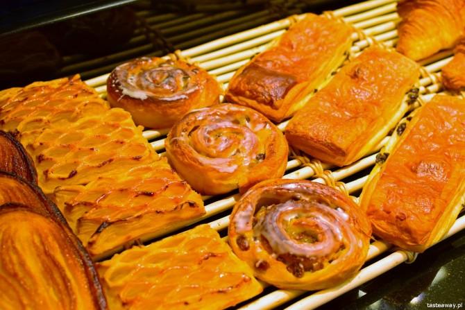 francuskie wypieki, francuskie piekarnie, kuchnia francuska, PAUL