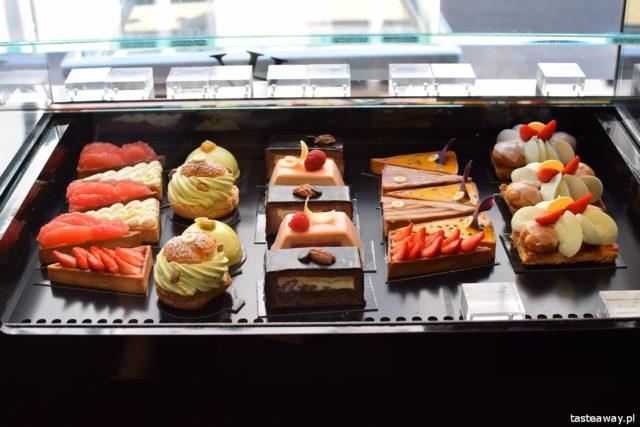 Francja, Paryż, Cukiernie, cukiernictwo w Paryżu