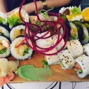 sushi, Soja Sushi, Warszawa, Saska Kępa, pomysł na lunch, lunch